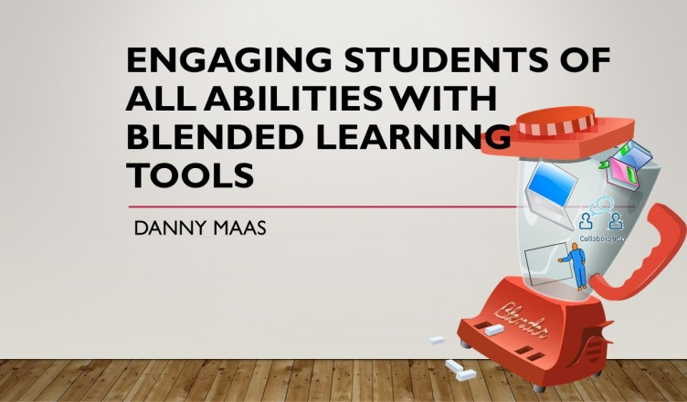 Engaging Students of All Abilities with Blended Learning